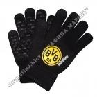 Спортивні рукавички футбольні дитячі Боруссія Дортмунд 2020