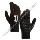 Спортивні рукавички футбольні дитячі Ювентус 2020