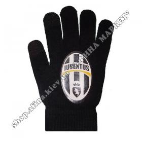 Спортивные перчатки футбольные Ювентус
