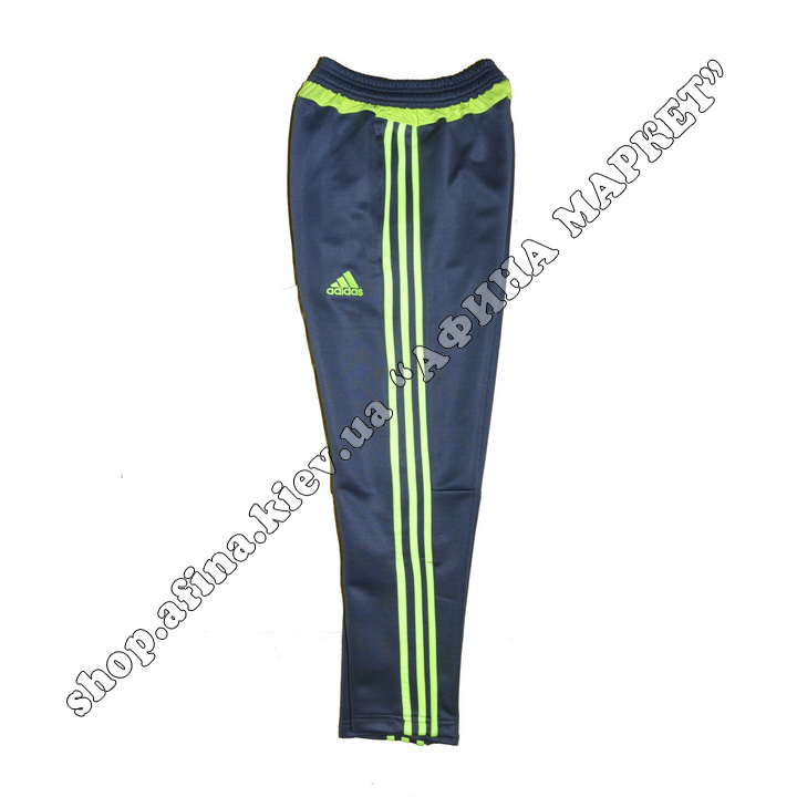 Штаны Adidas Реал Мадрид Training Pants Grey 2015-2016
