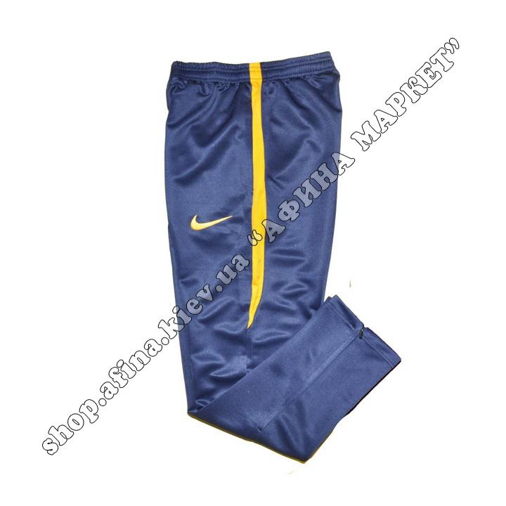 Штаны Nike Барселона Training Pants Strike Tech (1767)