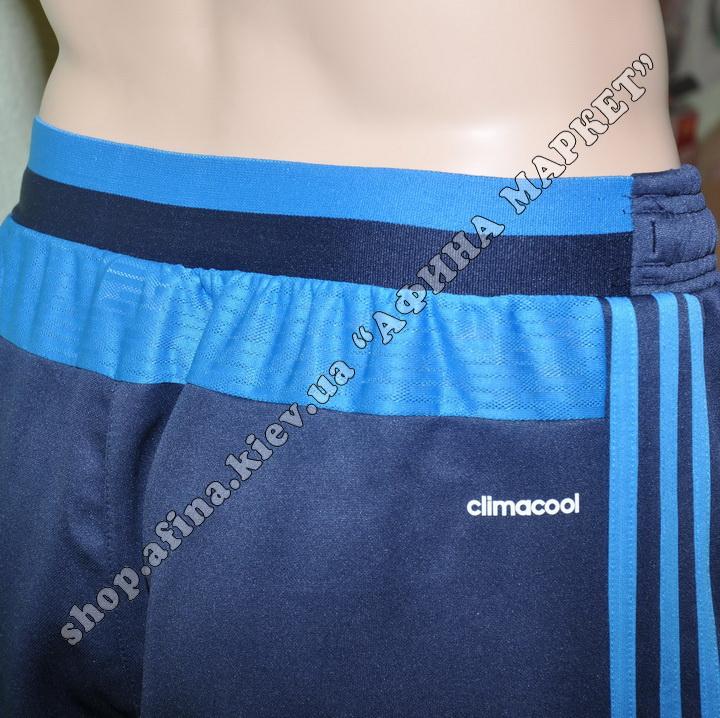 Штаны Реал Мадрид Adidas Presentation Tracksuit 2016 Blue