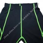 Термобілизна дитяча для футболу JIABIBANG комплект Black/Green