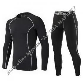 Thermal Underwear FENTA комплект Black/Gray