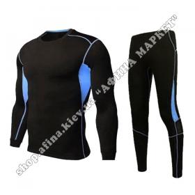 KYOU комплект Black/Blue