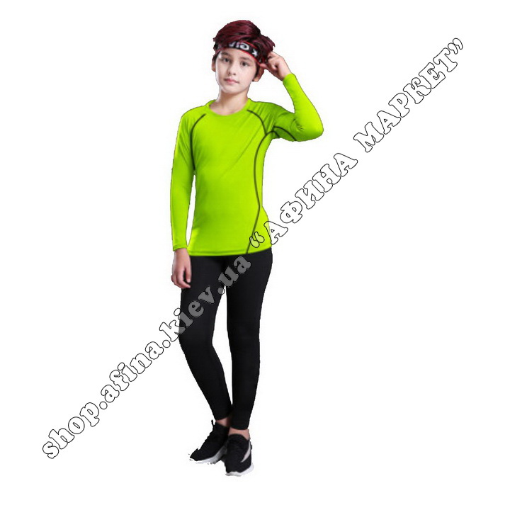 Thermal Underwear SENJI Green/Black 107480
