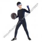 Термобілизна дитяча для футболу FENTA комплект Black/Blue