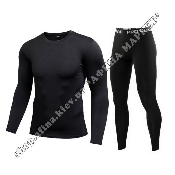 Thermal Underwear FENTA комплект черный Adult