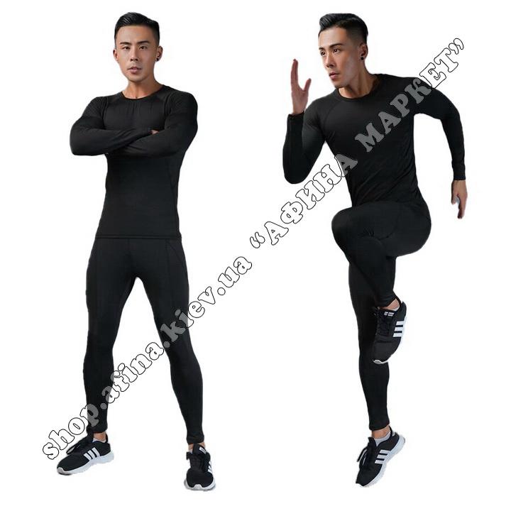 Thermal Underwear FENTA Winter Black Adult 110089