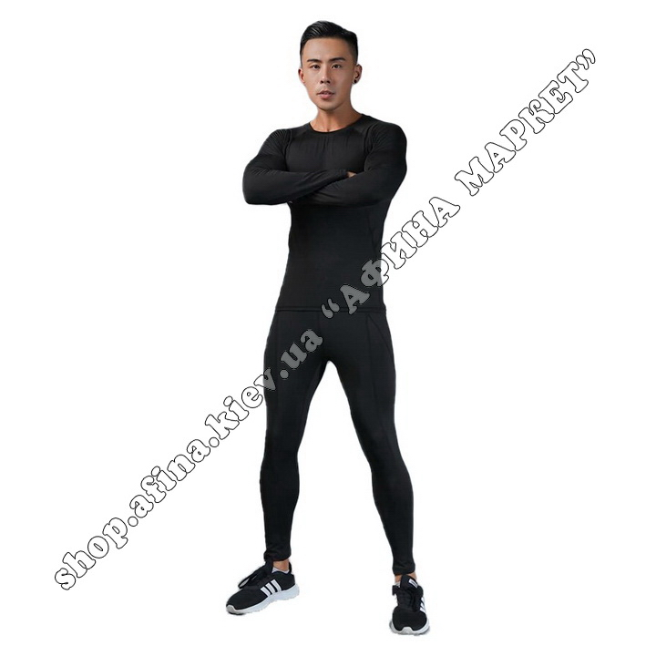 Thermal Underwear FENTA Winter Black Adult 110091