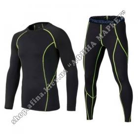 Thermal Underwear FENTA комплект Black/Green