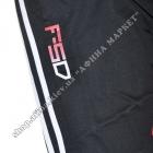Завужені штани для футболу F50 Black/Red