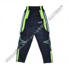 Завужені штани для футболу F50 зелені