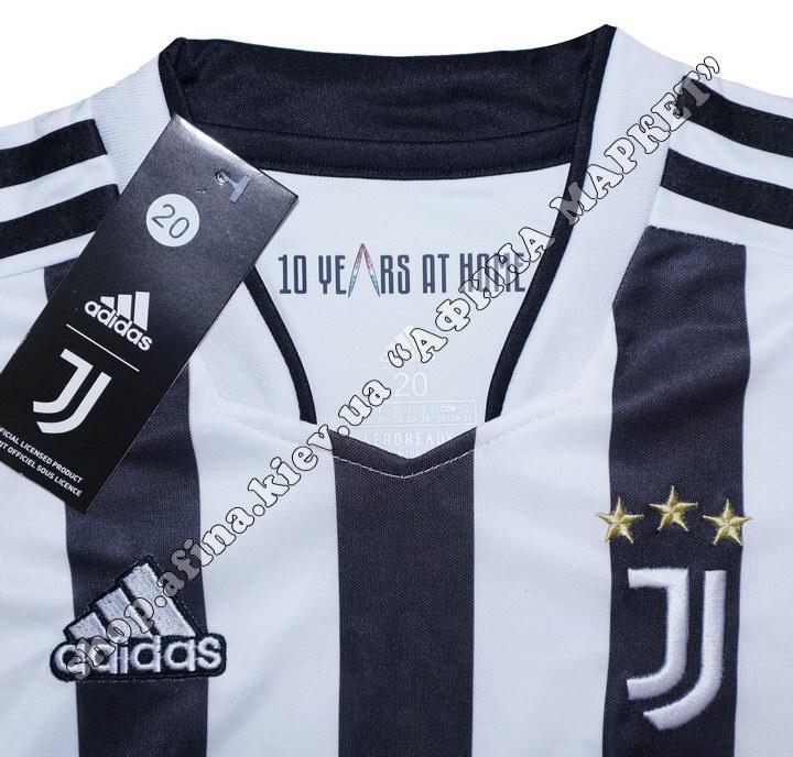 ЮВЕНТУС 2021-2022 Adidas Home 108896