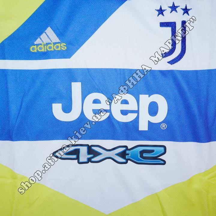 ЮВЕНТУС 2021-2022 Adidas Third 109586