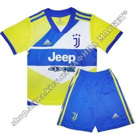 ЮВЕНТУС 2021-2022 Adidas Third