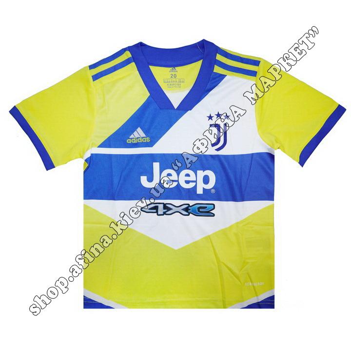 ЮВЕНТУС 2021-2022 Adidas Third 109583