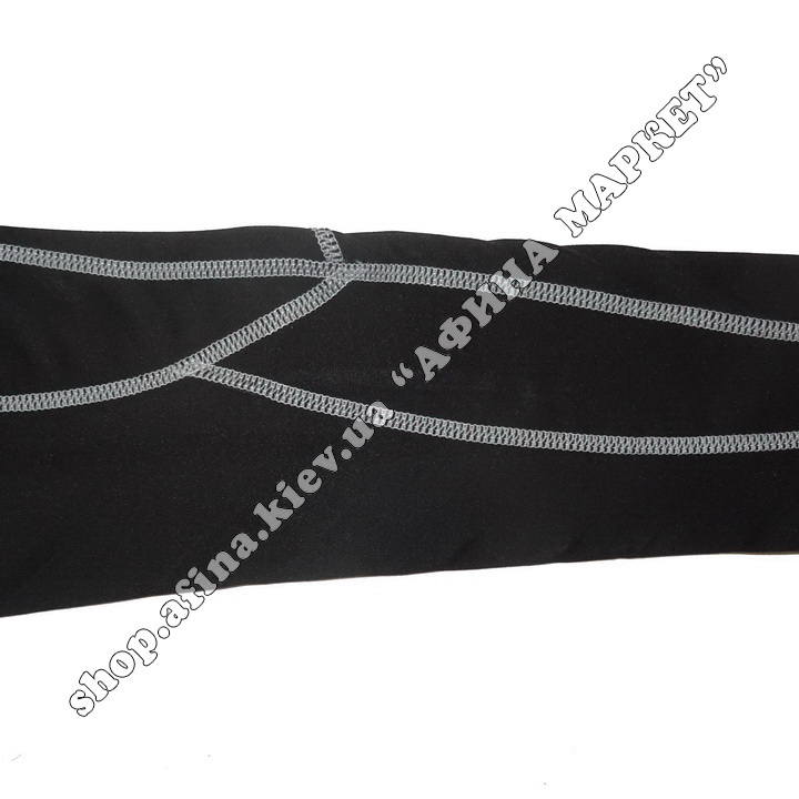 Thermal Underwear SPORT Winter Black/Gray 107698
