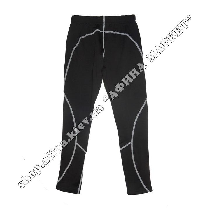 Thermal Underwear SPORT Winter Black/Gray 107699