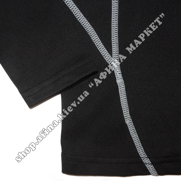 Thermal Underwear SPORT Winter Black/Gray 107692