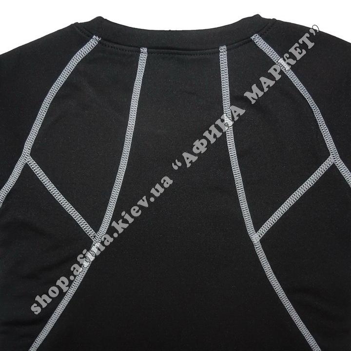 Thermal Underwear SPORT Winter Black/Gray 107695