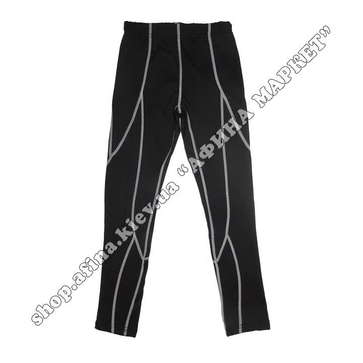Thermal Underwear SPORT Winter Black/Gray 107696
