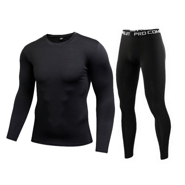 Thermal Underwear FENTA Winter Black Kids 110093