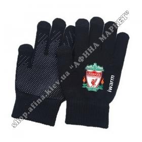 Зимние сенсорные перчатки Ливерпуль 2020